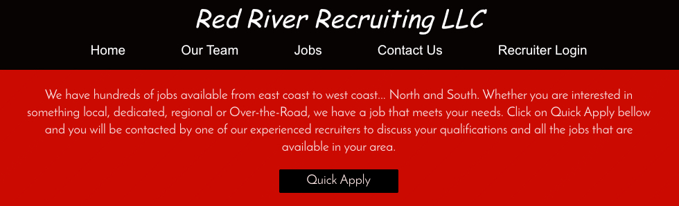 Red River Recruiting